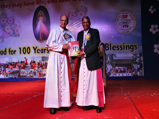 Closure of the Centenary Celebration of the archdiocese of Patna
